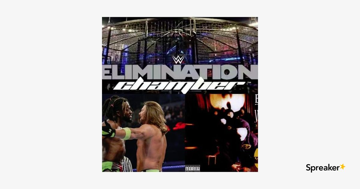 Enter the Elimination Chamber 2019