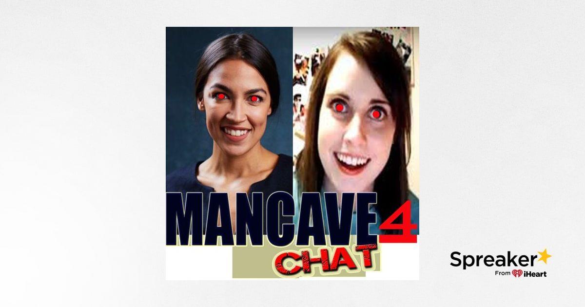 Mancave Chat Episode 4