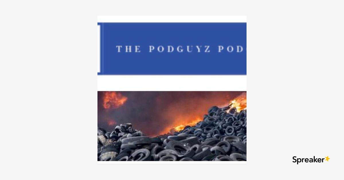 The Podguyz Podcast season 2 episode 7