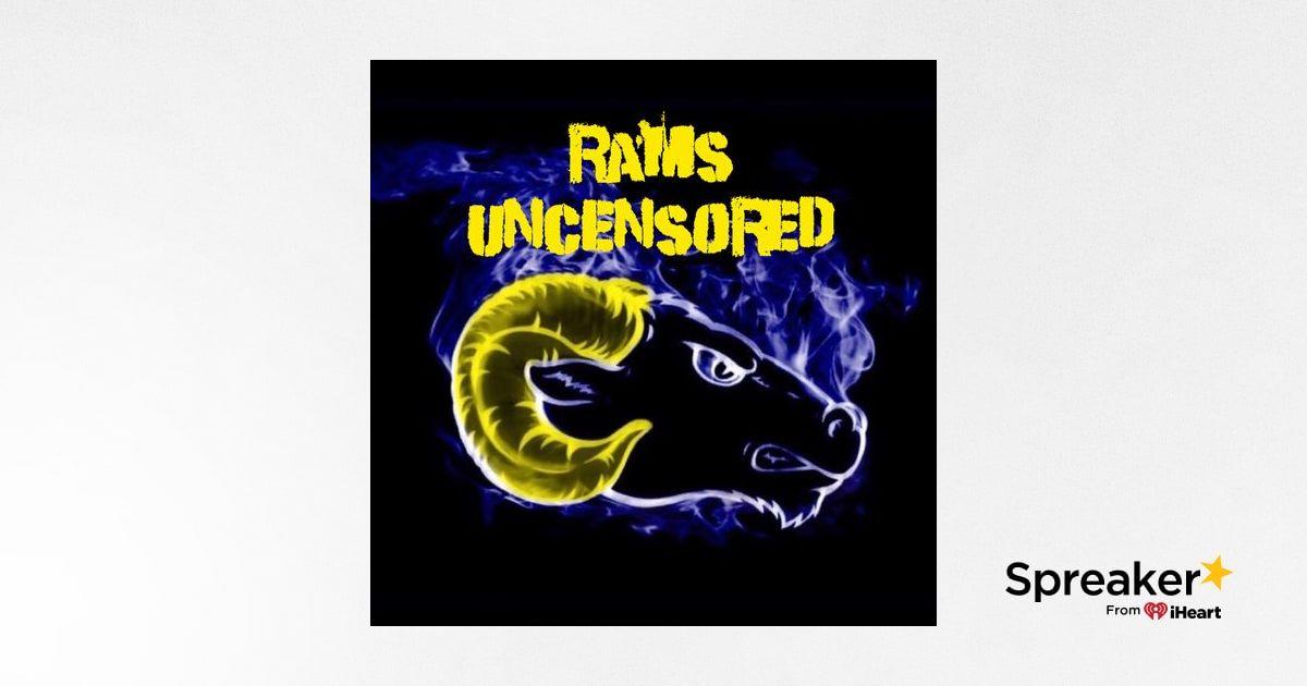 Rams Uncensored Ep. 10: Preseason & Celebrity Guest Sean Connery