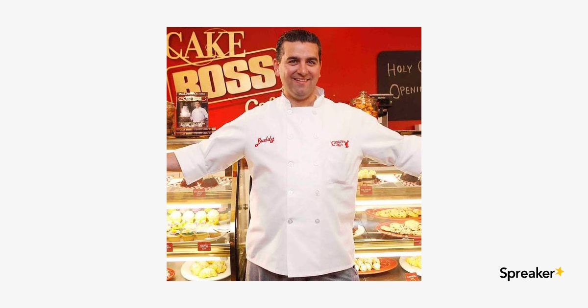 Buddy Valastro From The Cake Boss On Discovery Family