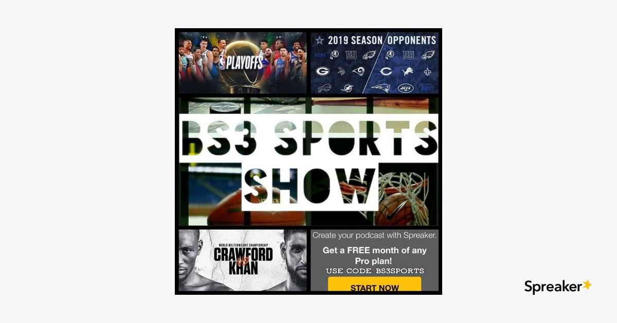 """BS3 Sports Show - """"#GoodFriday Show"""""""