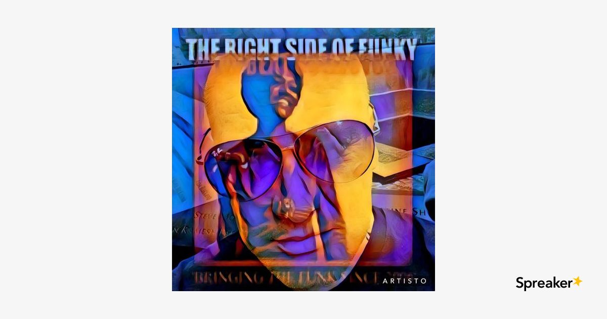 The Right Side Of Funky!  - Magazine cover