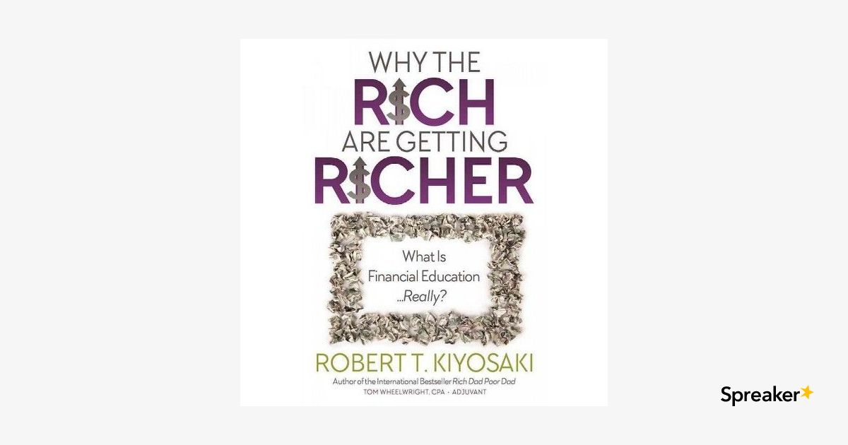 why the rich are getting richer Robert b reich, why the rich are getting richer and the poor, poorer reich starts his exordium with a distribution of where american workers found themselves in the early 1990's in reference to where almost all american workers were just 20 years before.