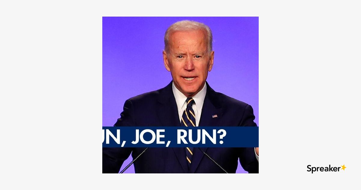 @limbaugh say @JoeBiden is @DNC best chance at beating @realDonaldTrump ... but he has no chance because of Lefty Dems #MagaFirstNews W/@Pet