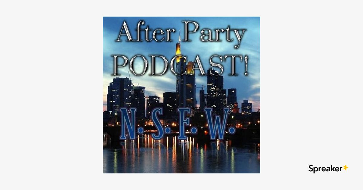 """The After Party RPG Podcast ep. """"The One With Jay Is In japan!"""""""""""