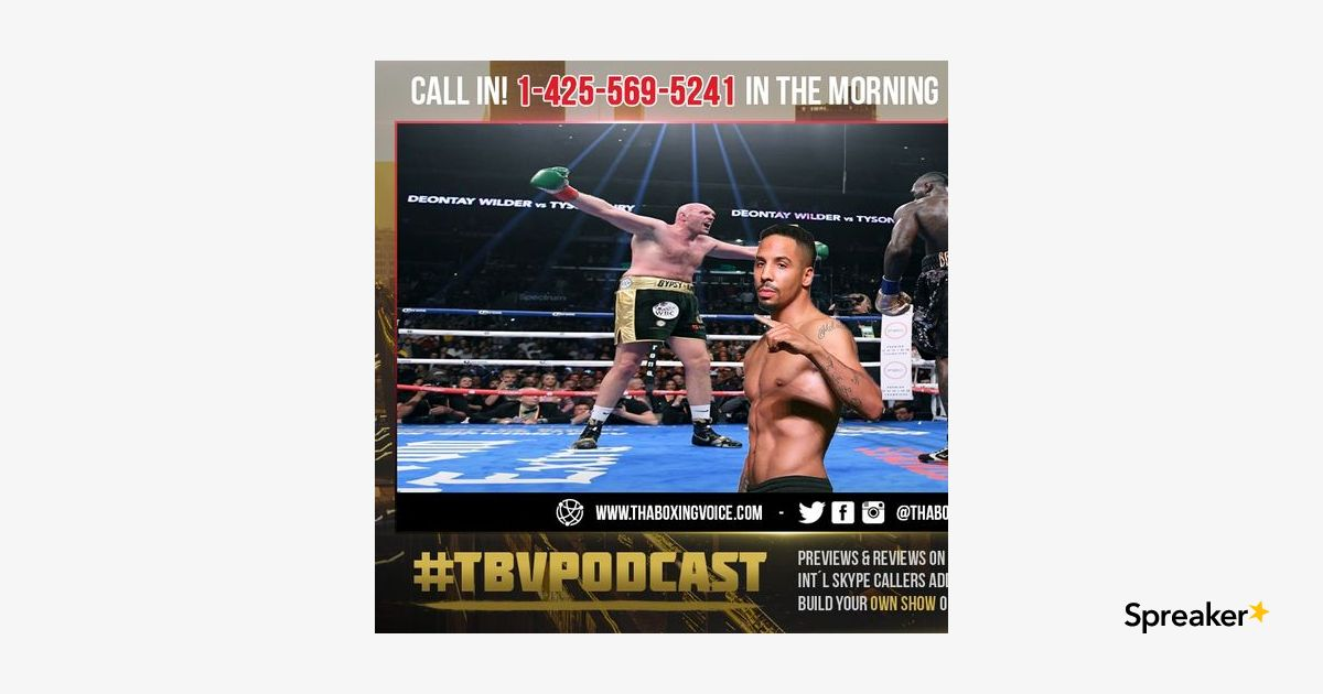 ☎️Andre Ward Wilder and Fury Are Number 1 & 2❓Propaganda or Plain Facts🤔❓