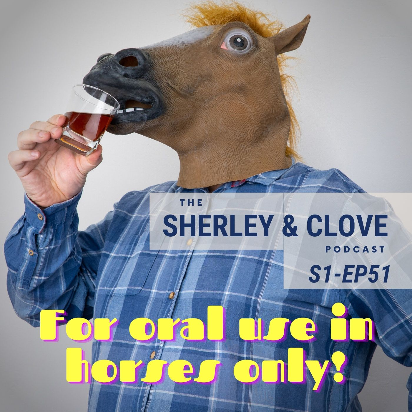 For oral use in horses only!