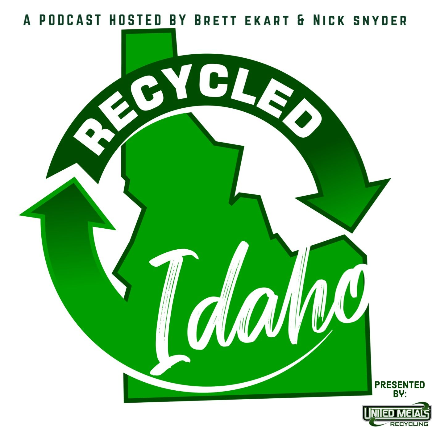 Recycled Idaho with Mario Martinez of Gowen Field QRP