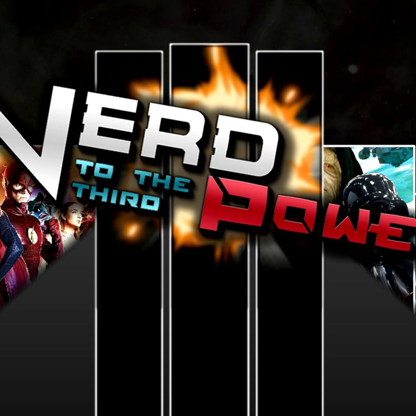 Nerd to the Third Power #280 - Pitch your own TV Reboot!