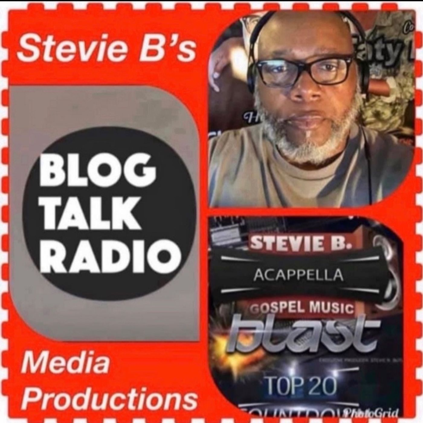Stevie B. A Cappella Gospel Music Blast - (Episode 226)