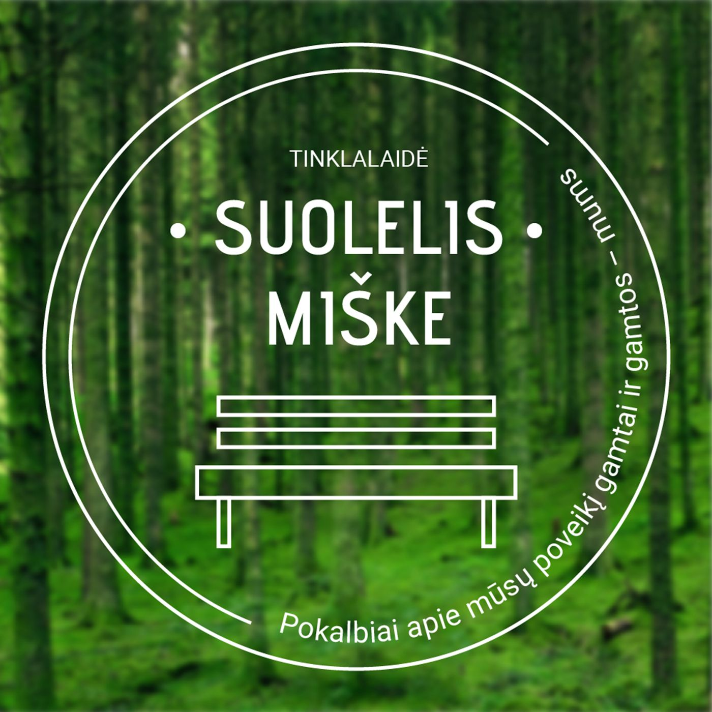 """Suolelis miške. Aplinkosauga + jaunimas + """"9 zuikiai"""". Su tvarumo kūrybininke Sandra Galdikaite"""