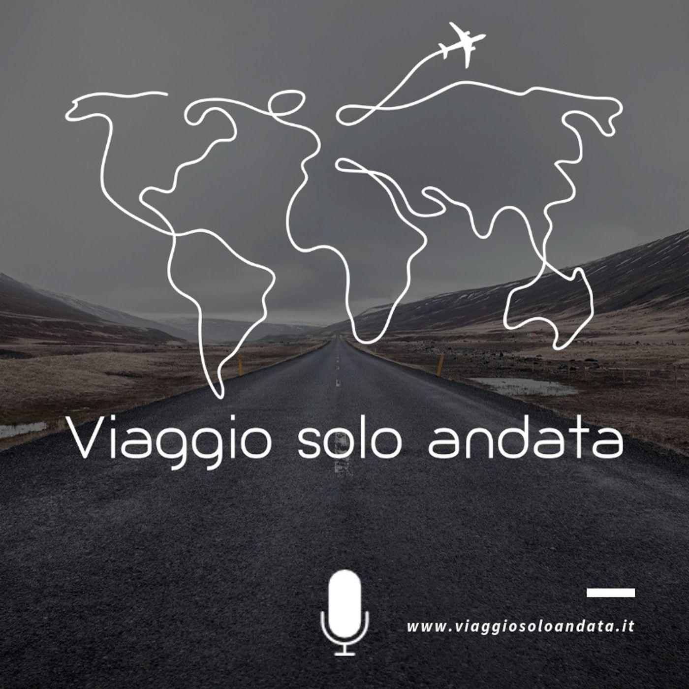 In viaggio da 6 anni, da cuoco a scrittore - Claudio Longo