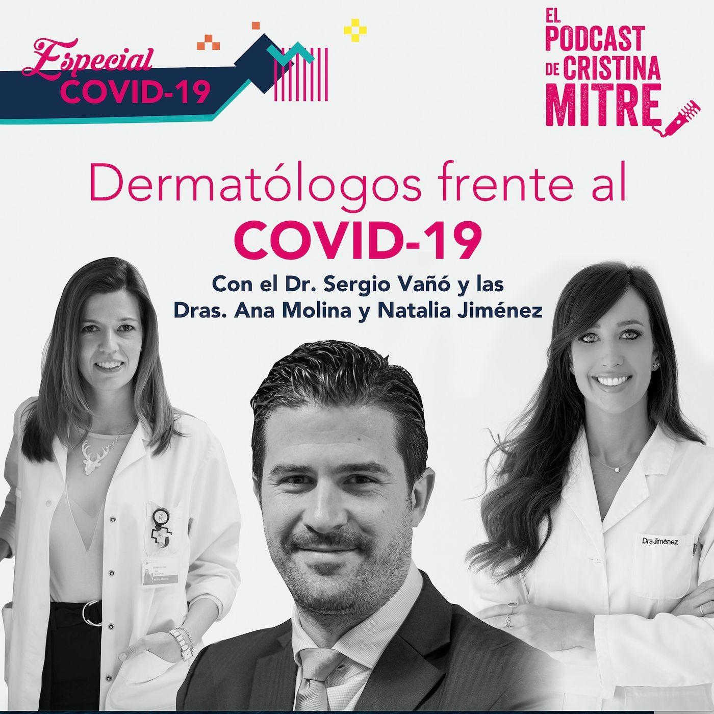 Dermatólogos frente al coronavirus o cómo salir de tu zona de confort en circunstancias excepcionales. Especial COVID-19