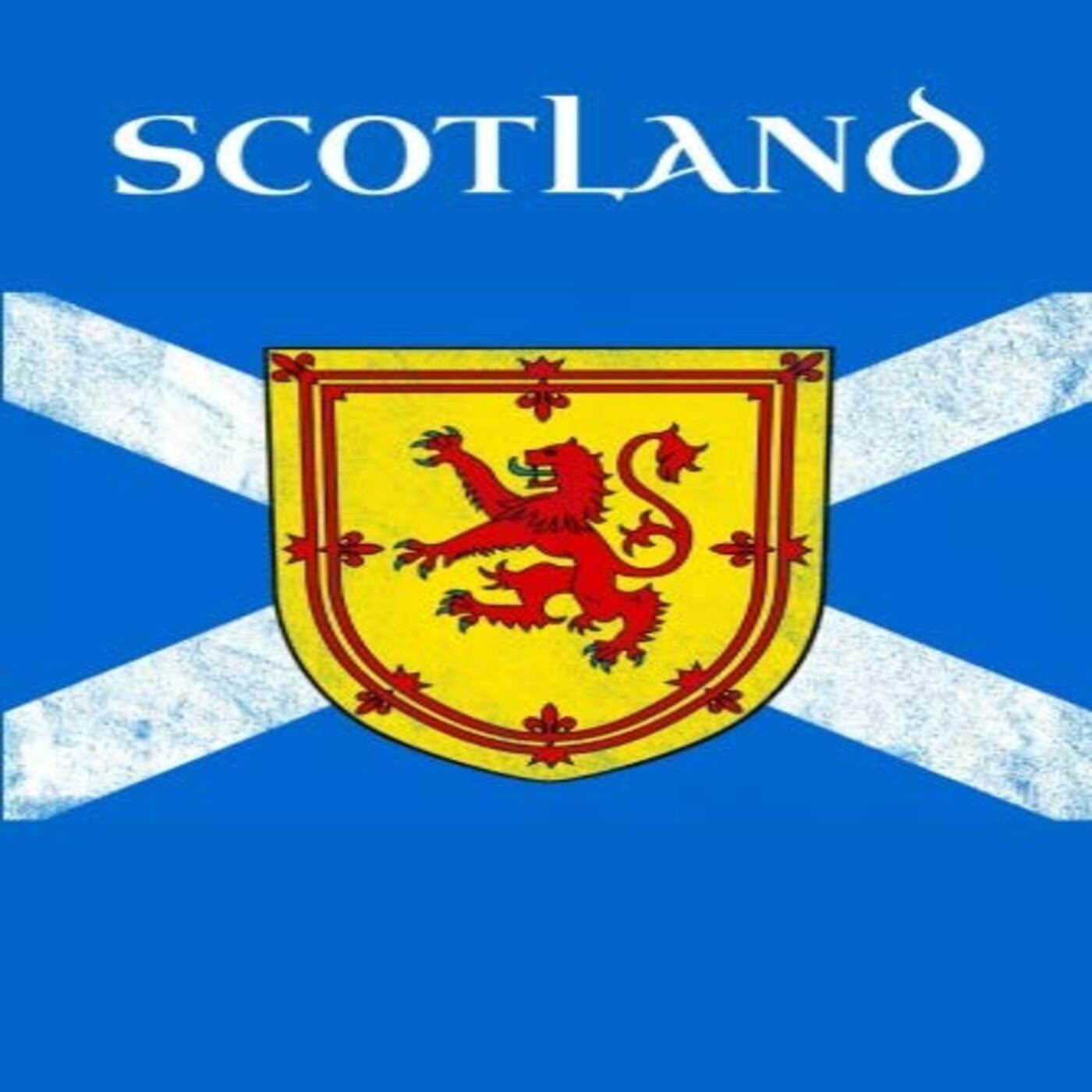 Scottish Author Roundup