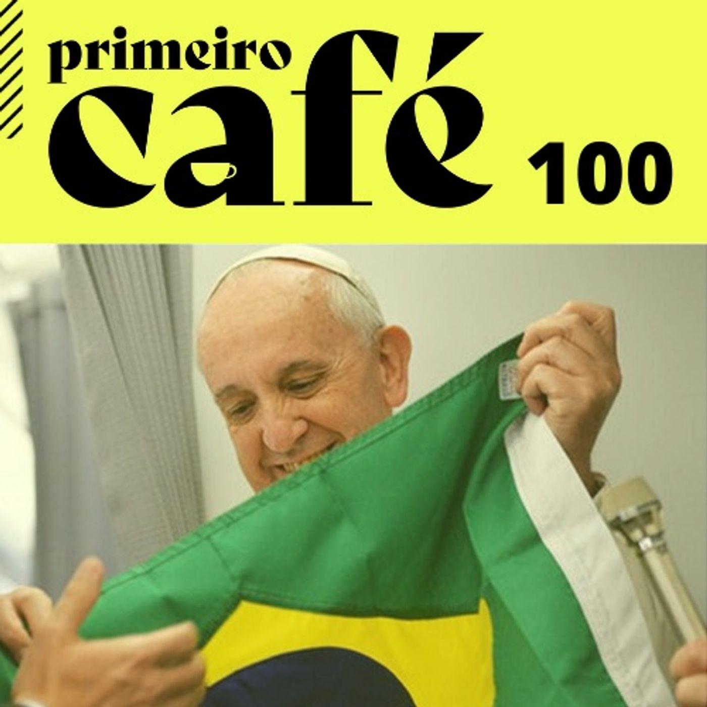 #100 Sem anúncios, sem censura. É muito café e muita informação