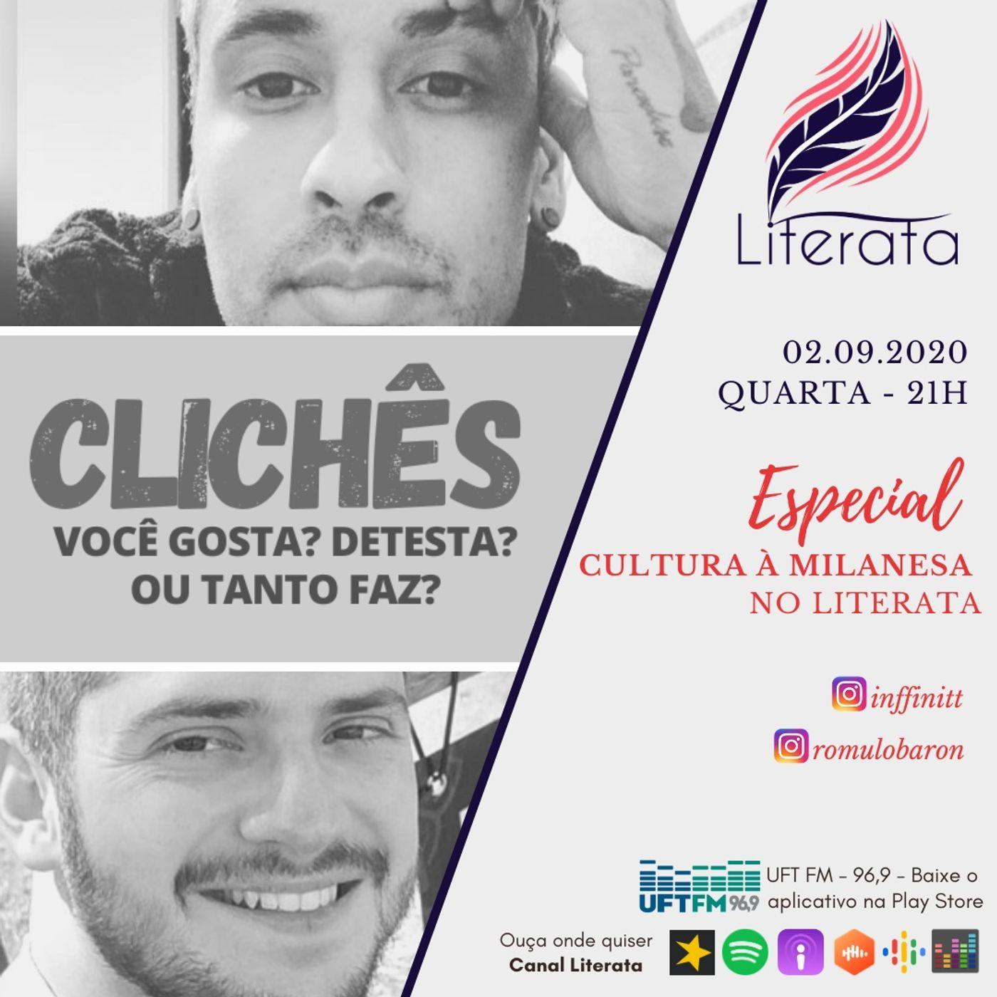 #067 - Especial CàM no Literata - Clichês