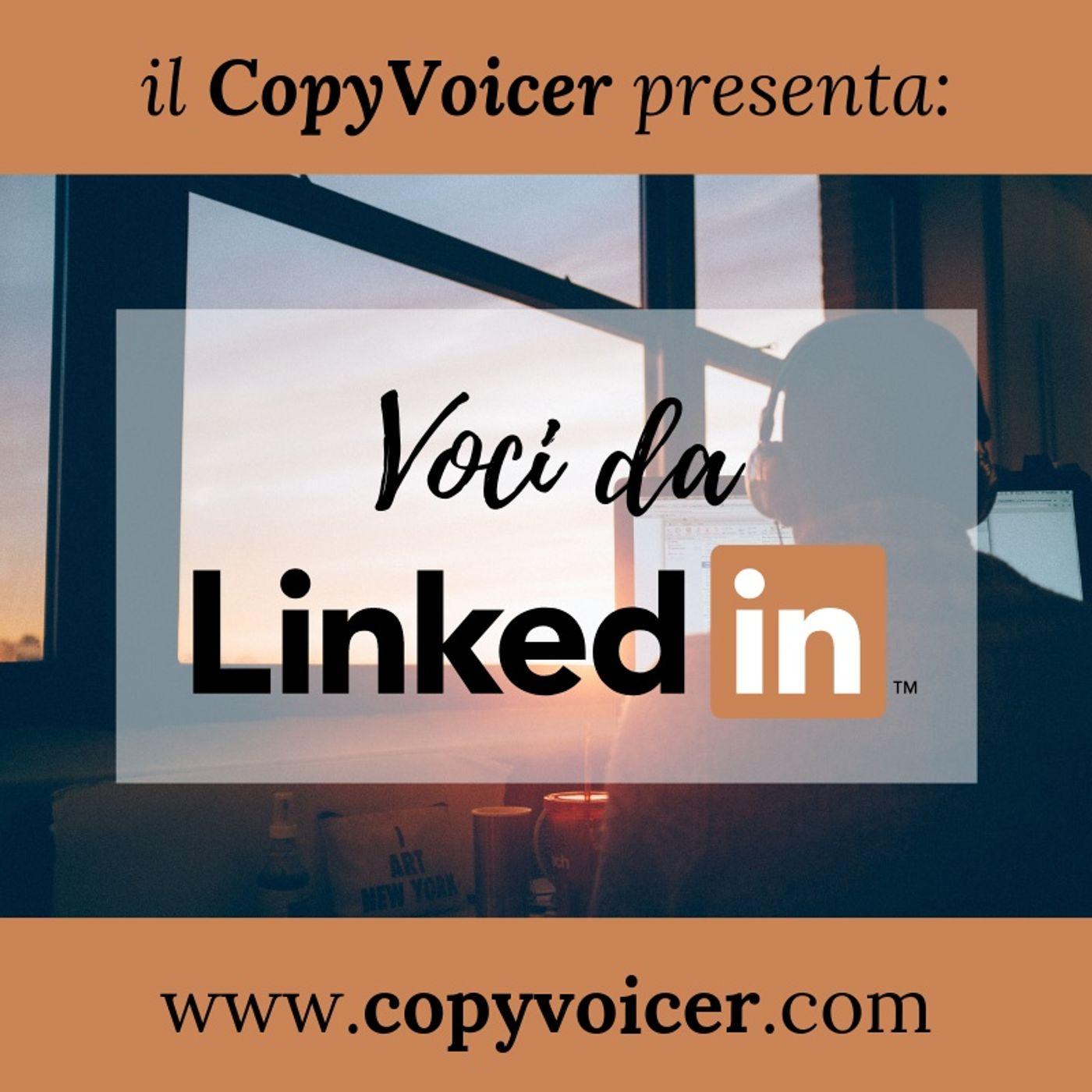 Voci da LinkedIn - #001 - La capacità di comunicare (Andrea Paolucci)