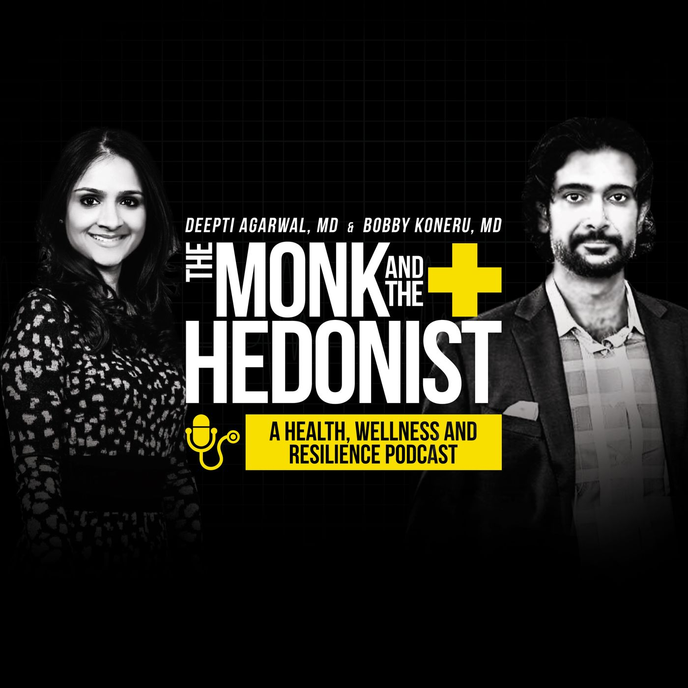The Monk and The Hedonist