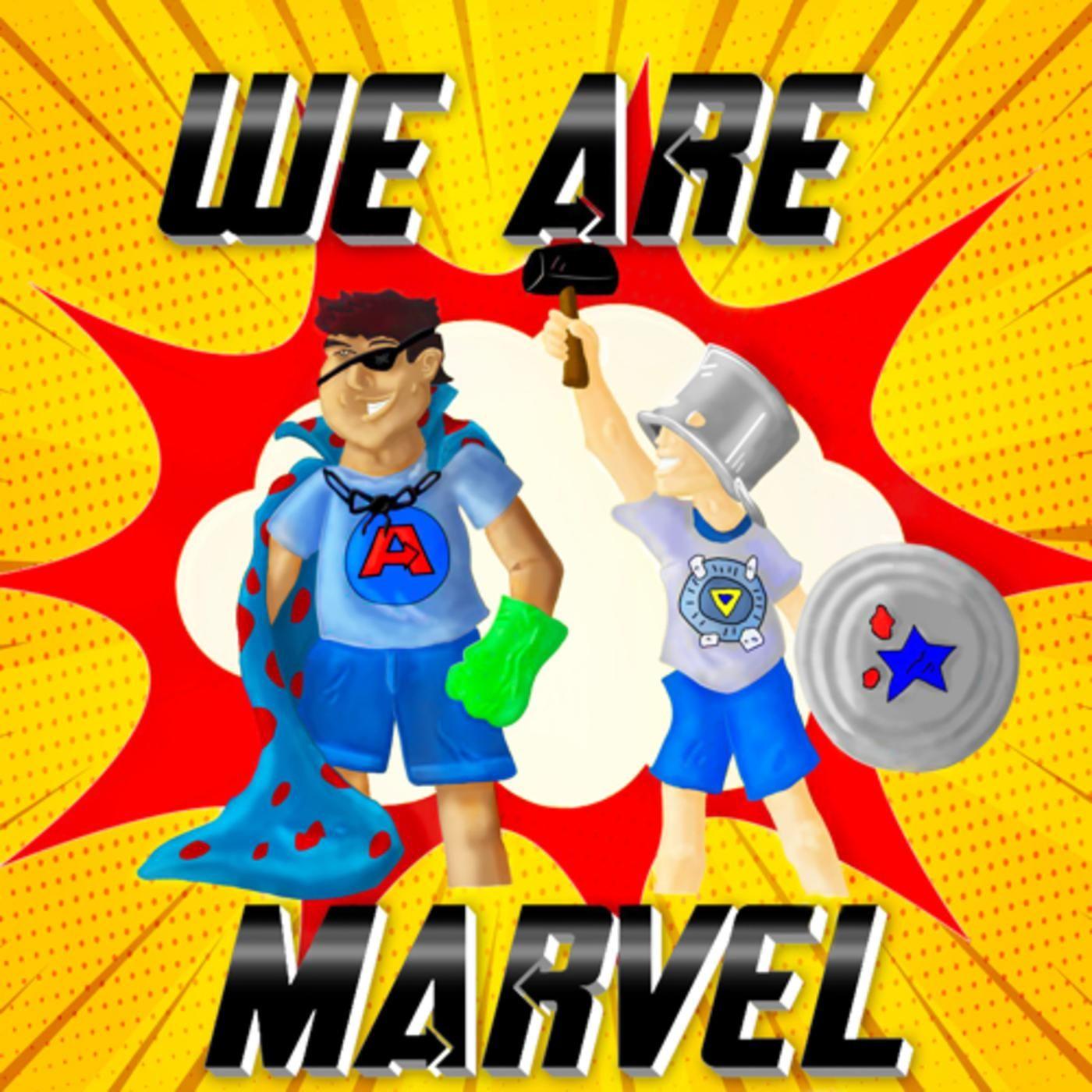 Bonus: Iron Man by We are Marvel