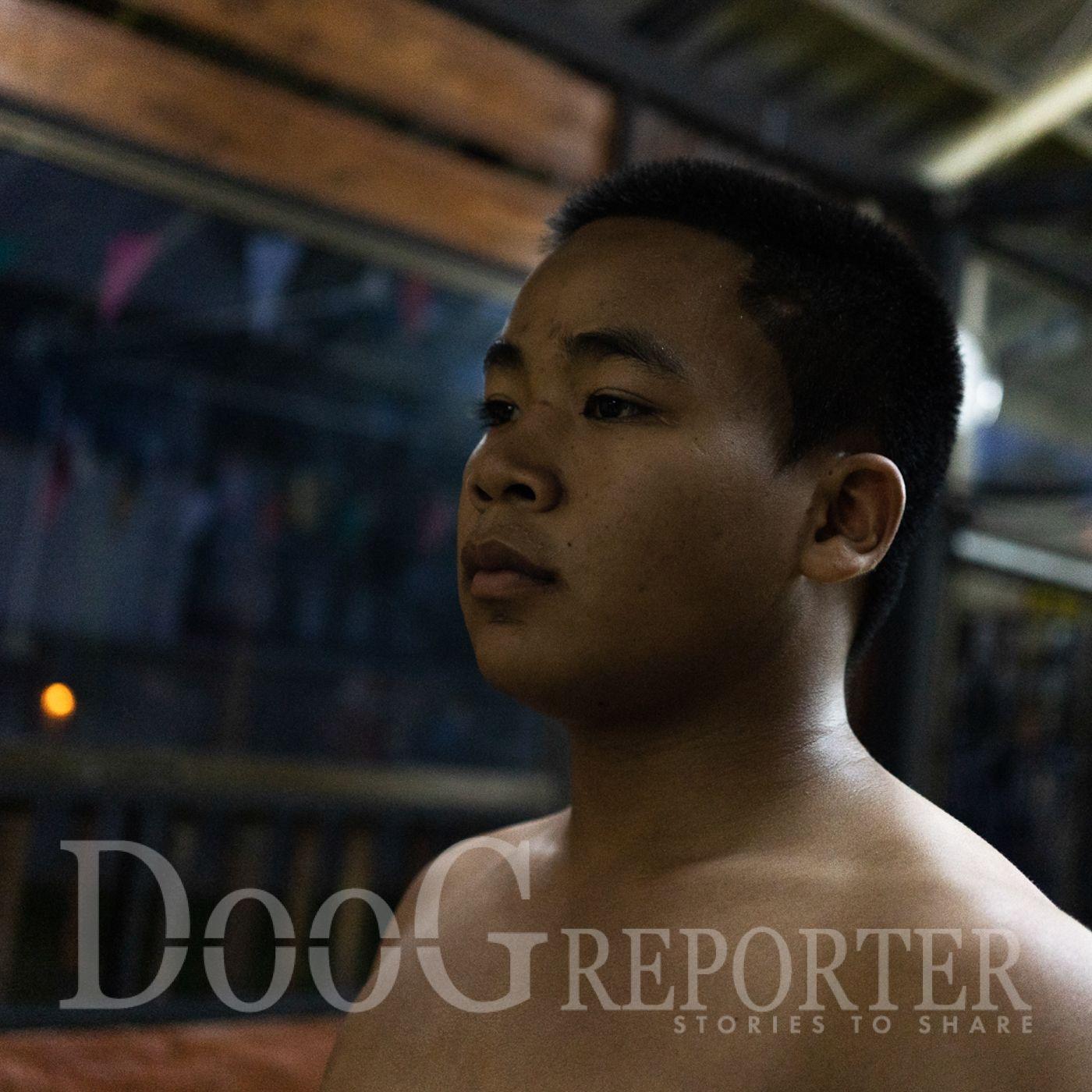 Thailandia   Da uomo diventi guerriero di Marco Barbieri