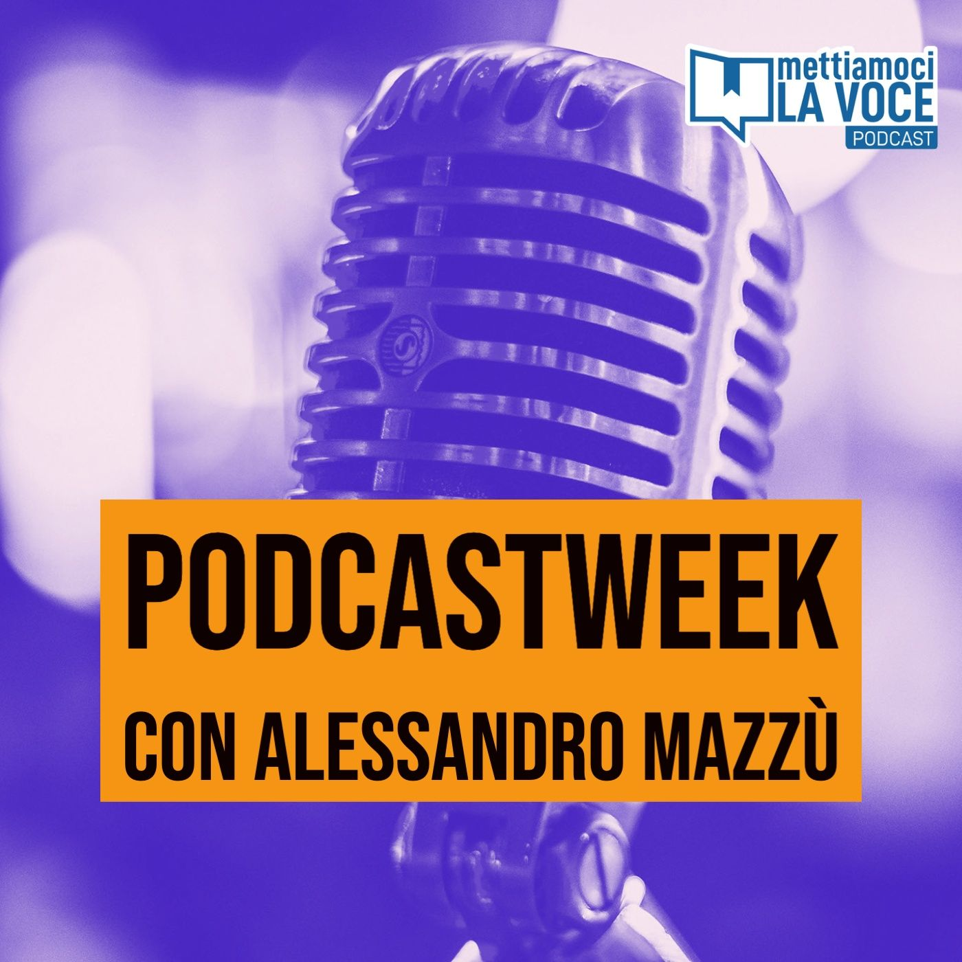 176 - Podcast Week con Alessandro Mazzù