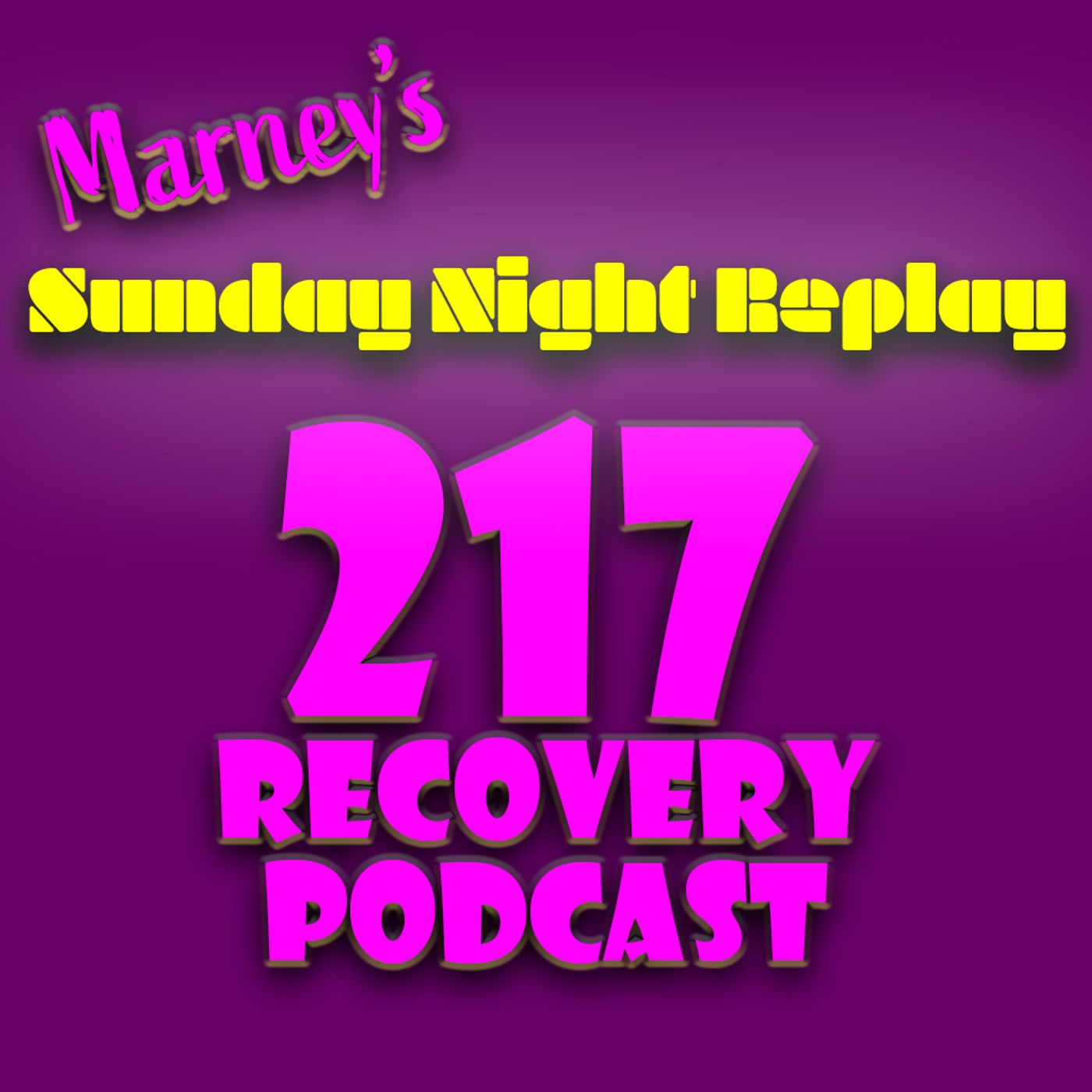 May 9th, 2021 - Marney's Sunday Night Replay