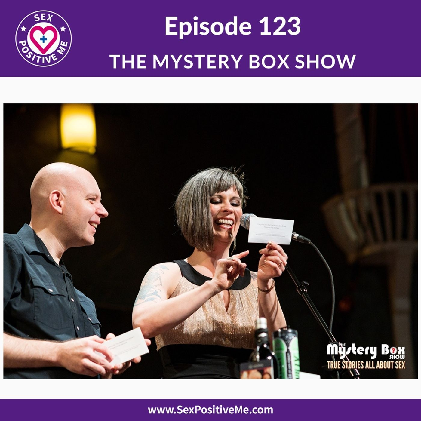Sex Positive Me - E123_TheMysteryBoxShow