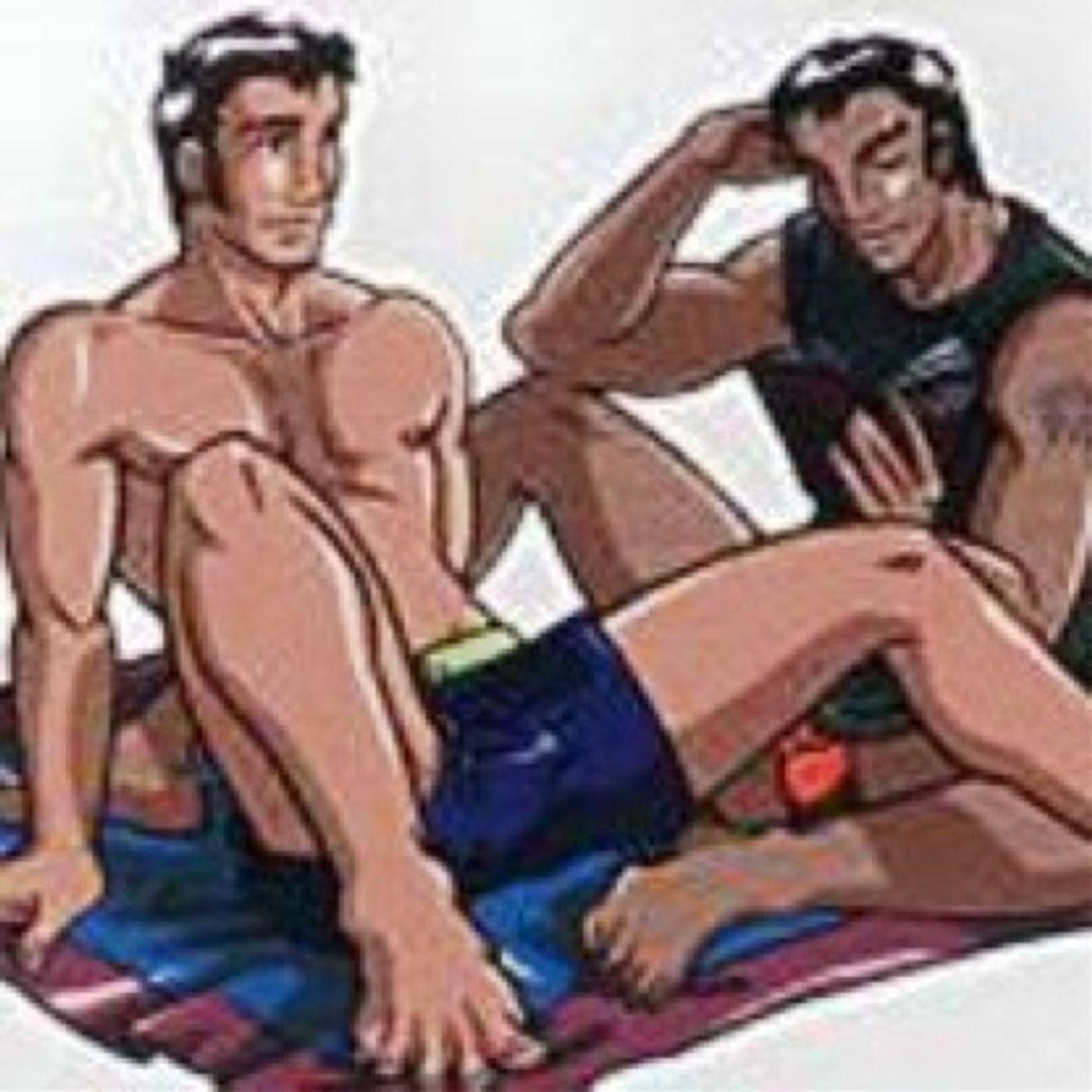 Le effusioni Gay sulla spiaggia di Fregene dimostrano il trionfo dell'ideologia gay