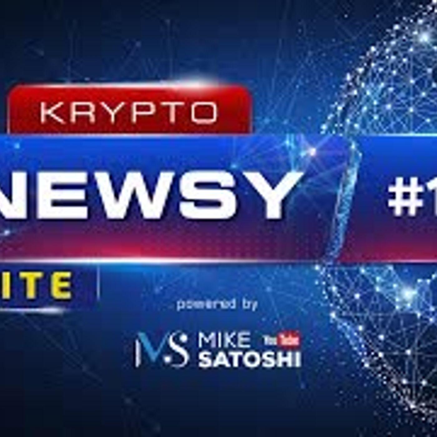 Krypto-Newsy Lite #12 | 04.06.2020 | Bloomberg prognozuje ATH w 2020, Trudność BTC spadła o 9%, EBC wydrukuje $1.5T, Fed i ETH, Bitfinex