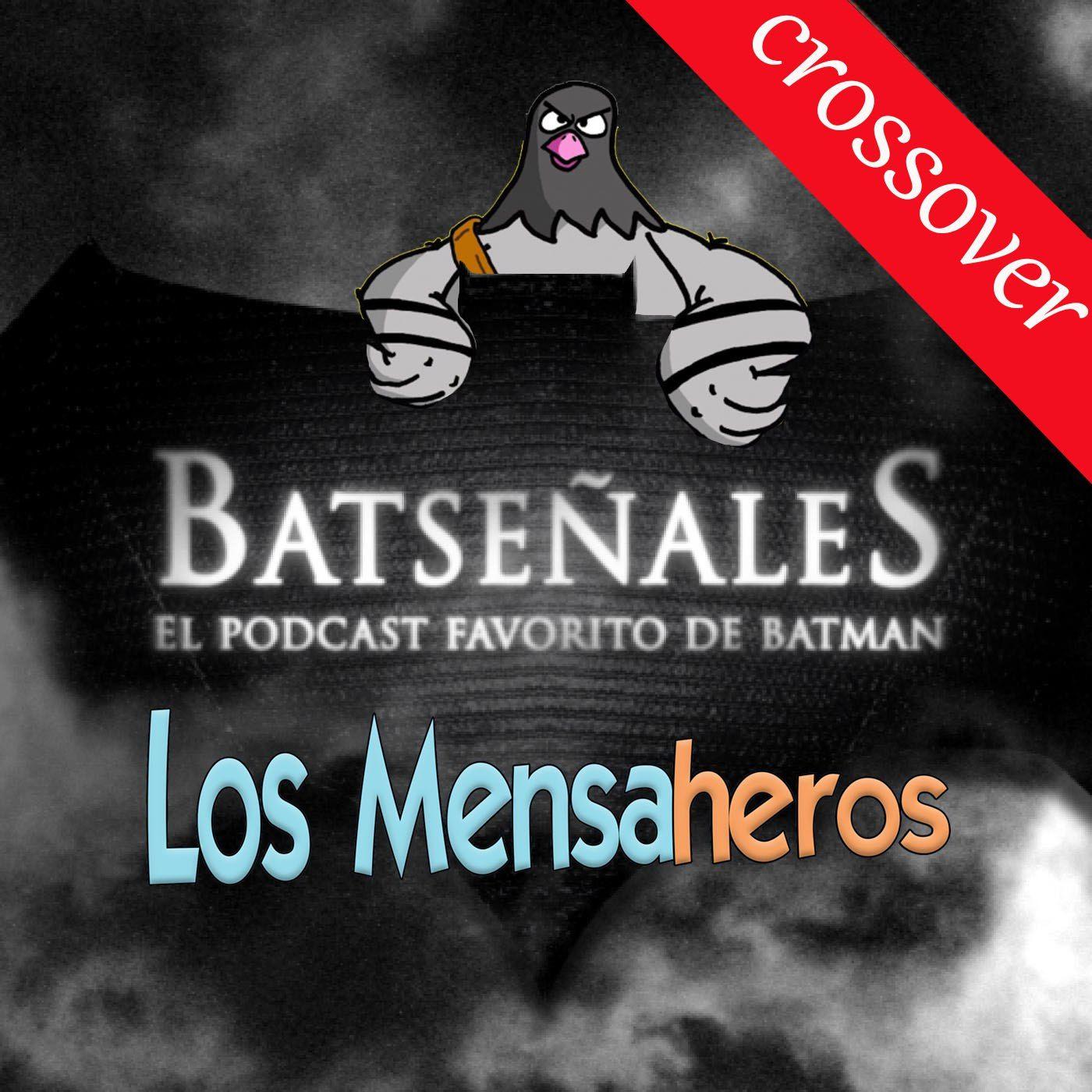 Croossover al canto- Viernes 13-9-19 a las 19h con @batseñalesPOD @losmensaheros