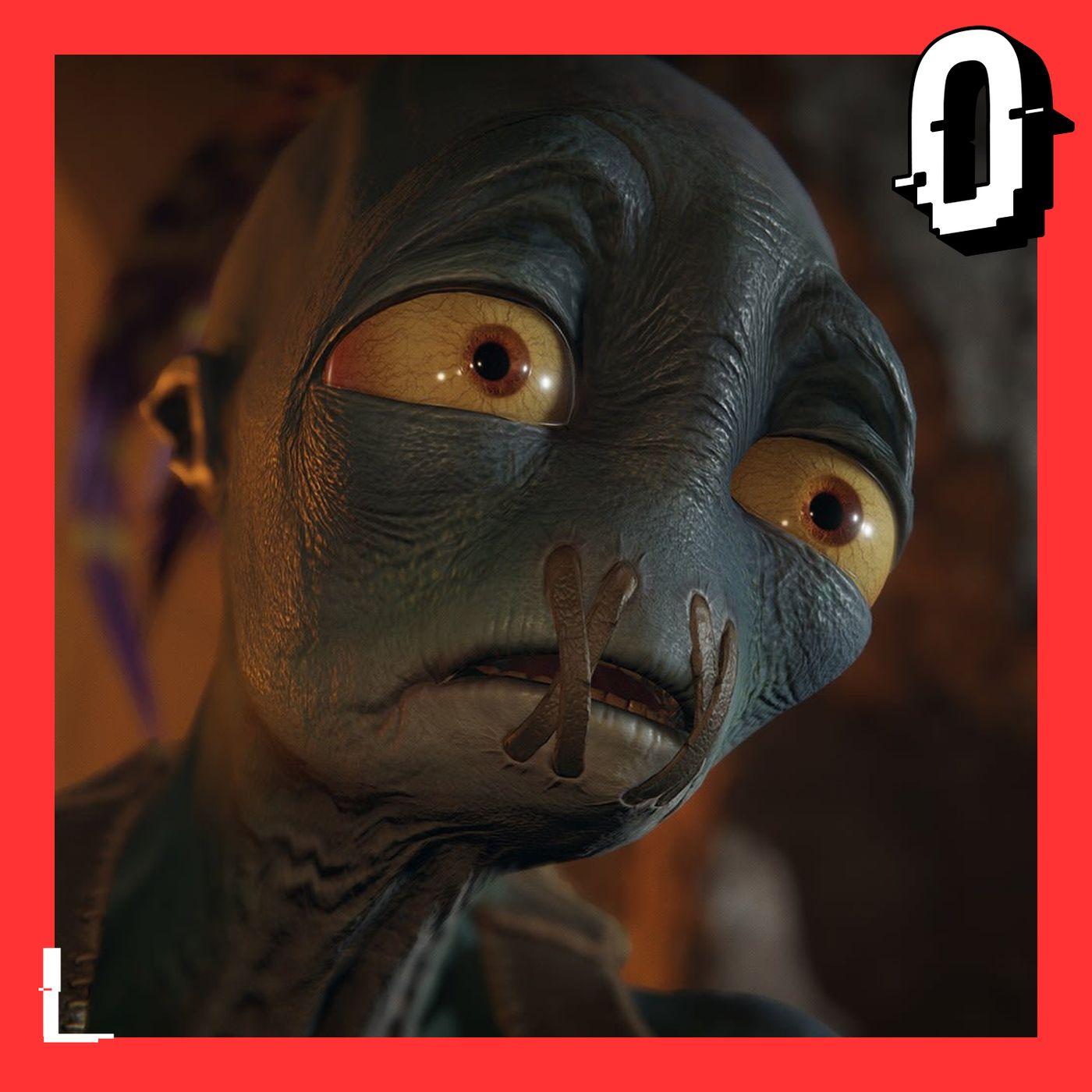 16- Oddworld: Soulstorm - Amigos lenticos