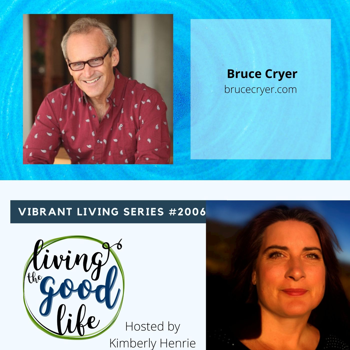 LTGL2006-Vibrant Living Series - BruceCryer-HeartMath