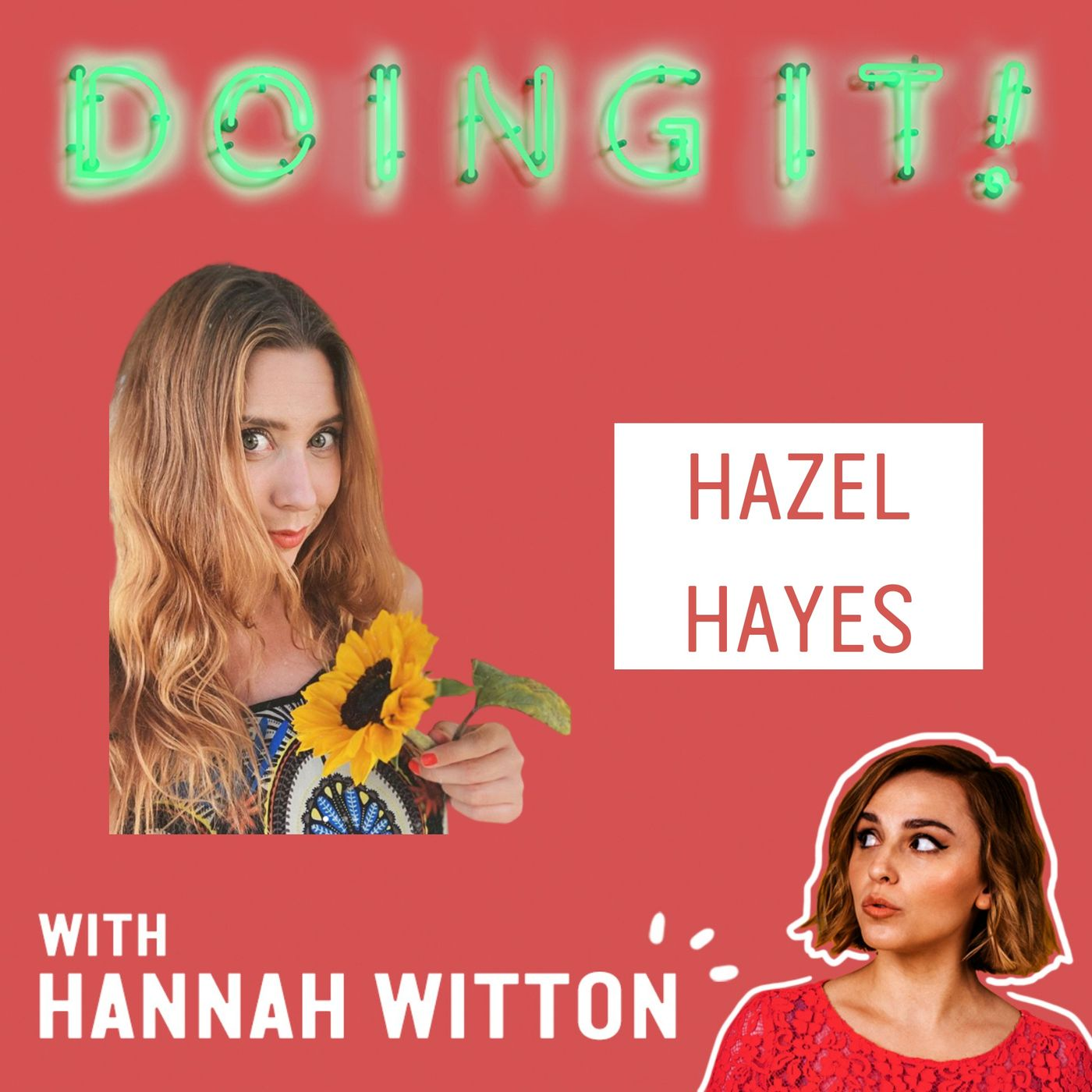 Heartbreak, Mental Health and Healing with Hazel Hayes