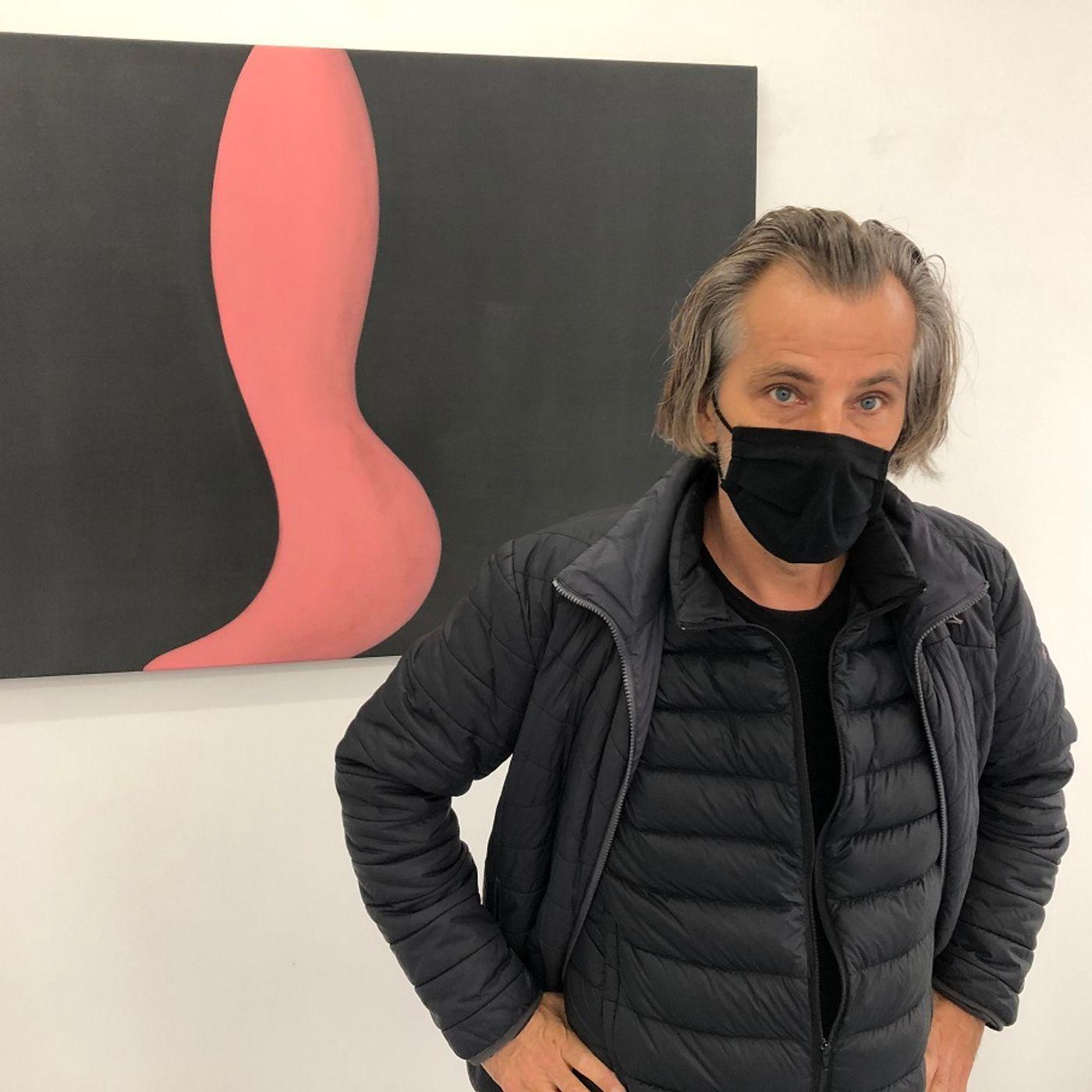 Intervista con Max Renkel - Come mettere a posto il mondo con l'arte