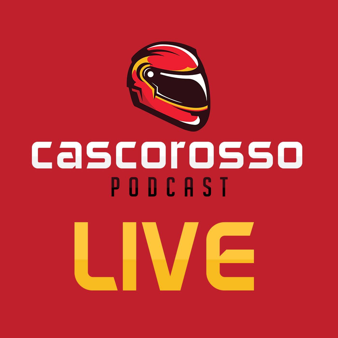 Cascorosso Live 2/8/2021 - Petrucci a piedi, ufficiale il team di Rossi?