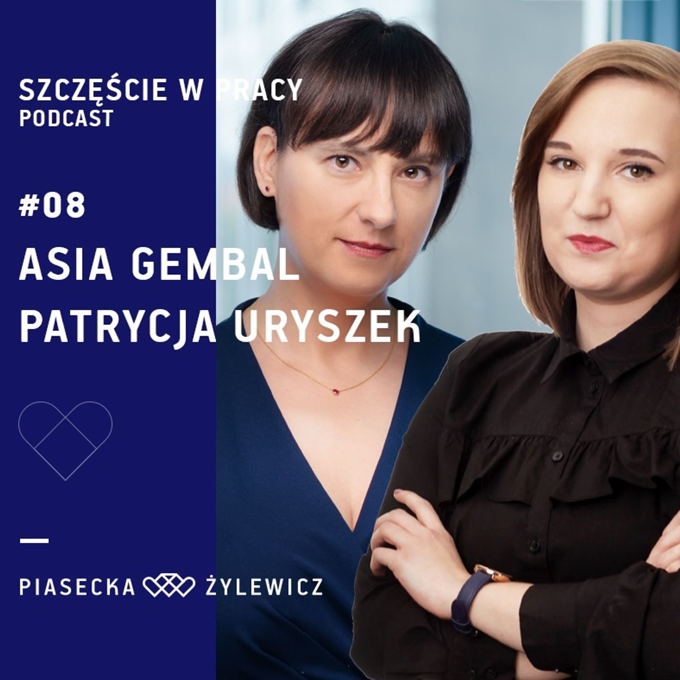 #08 Asia Gembal i Patrycja Uryszek