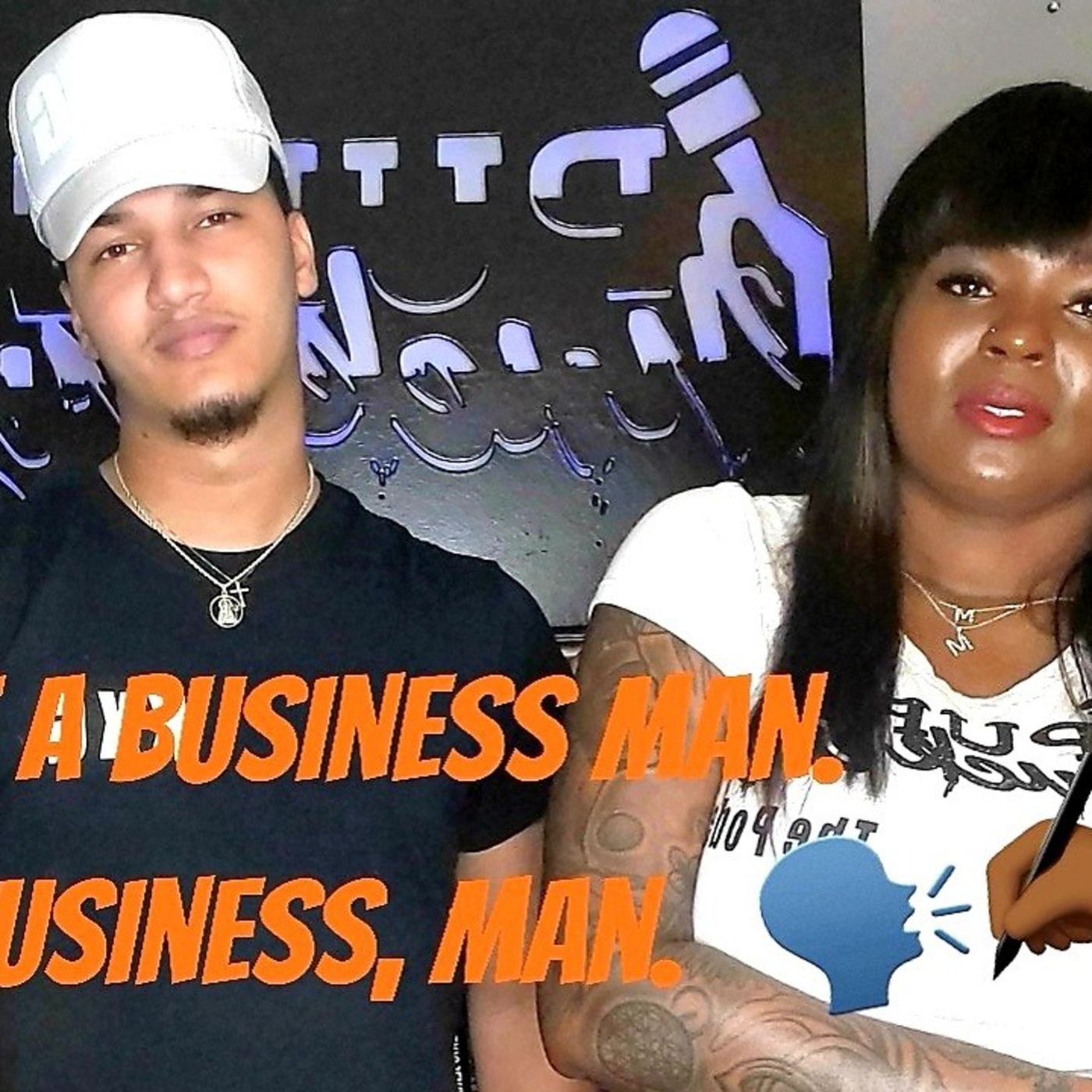 "Season 2: Ep. 10 🗣"" Im'ma Business Man not a Business Man""✍🏾"
