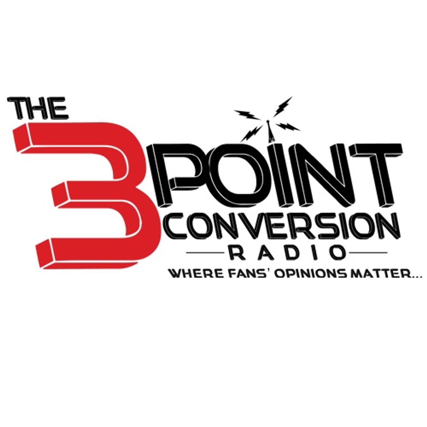 The 3 Point Conversion Radio
