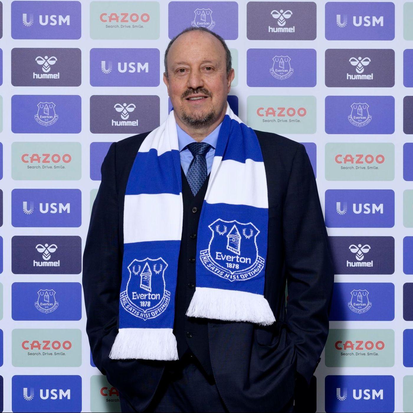Royal Blue: Reaction to Rafa Benitez's appointment as Everton manager