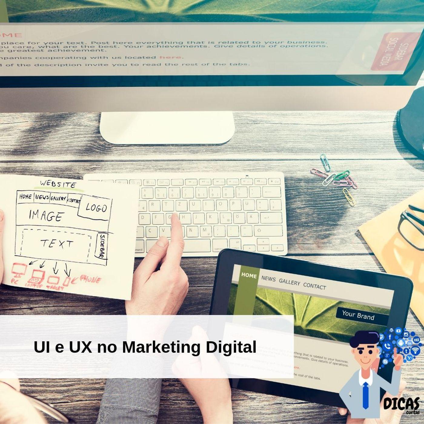 075 UI e UX no Marketing Digital