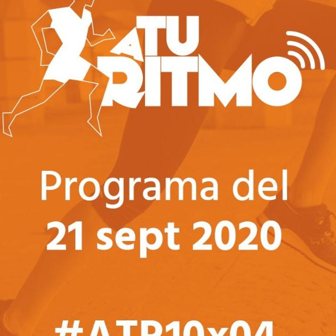 ATR 10x04 - Running, nutrición y salud cardiovascular; calcetines especiales para correr