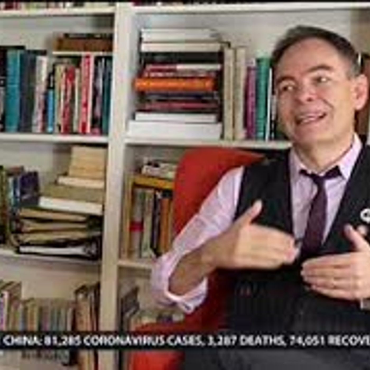 Keiser Report | Healthcare = 18% of GDP & yet no masks? | E1519