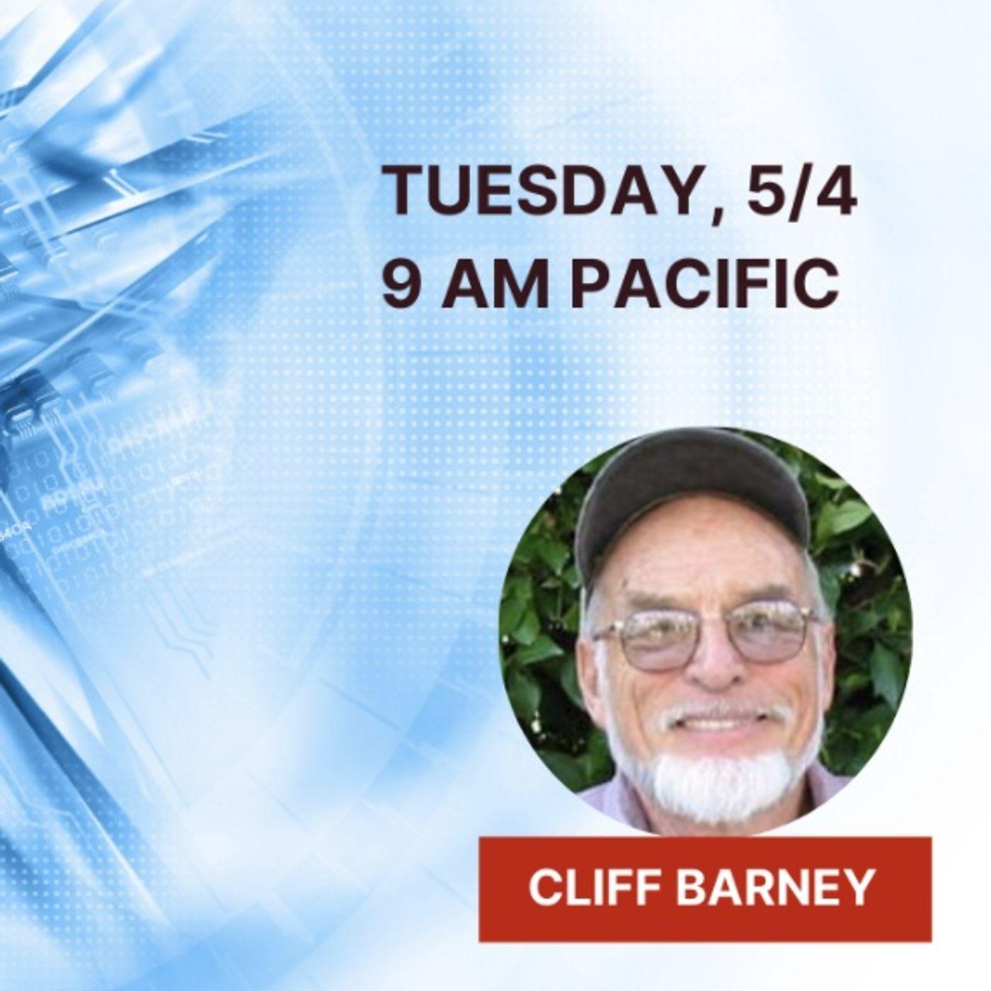 Cliff Barney - Mind, Body, Health, and Politics