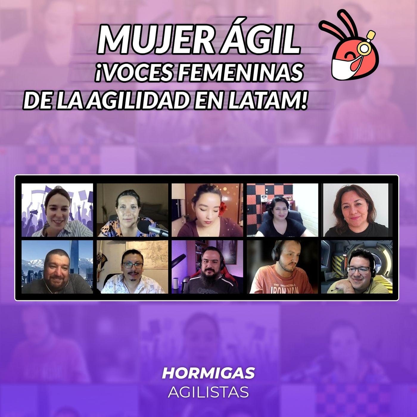 EP47 - Mujer Ágil: ¡Voces Femeninas de la Agilidad en LATAM!