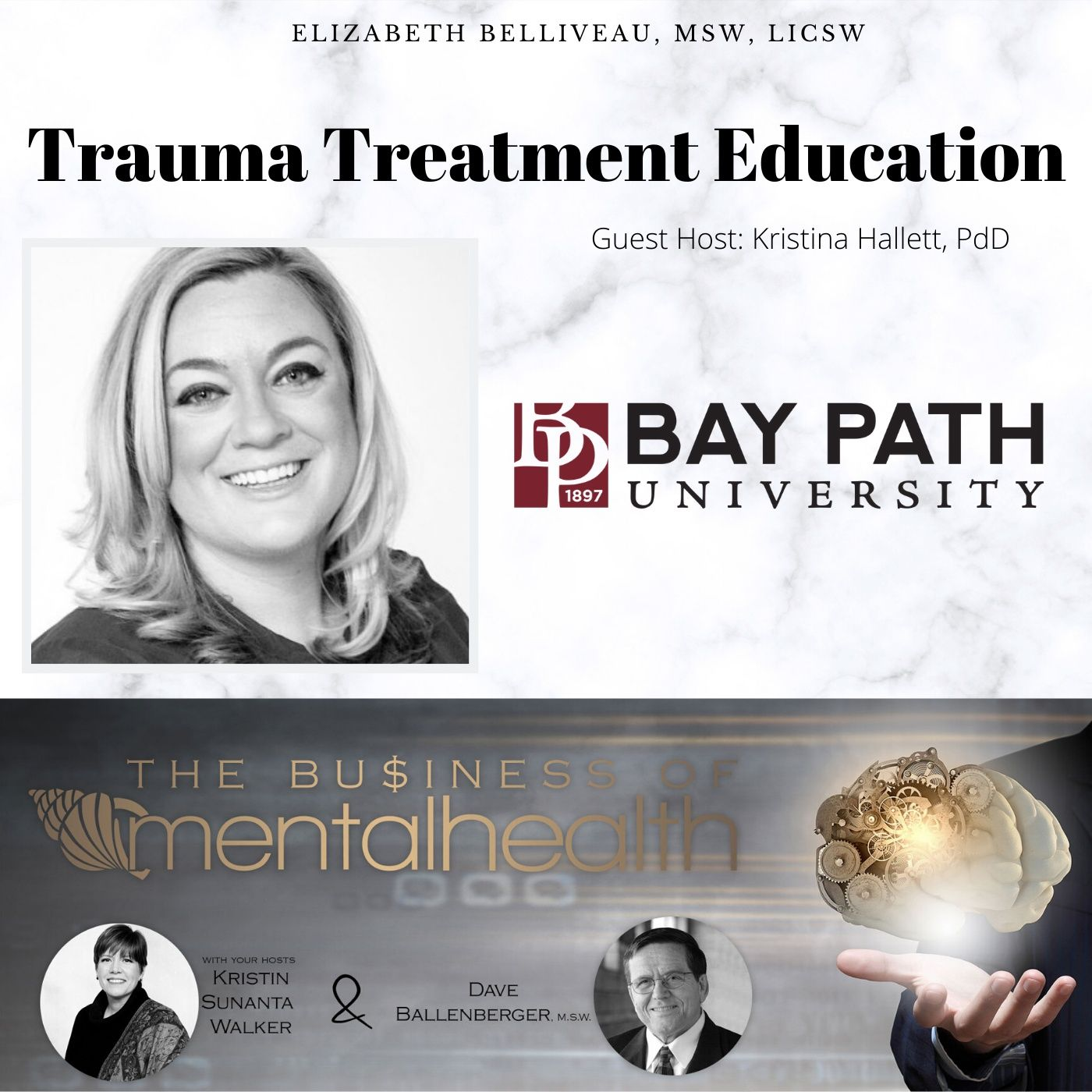 Mental Health News Radio - Trauma Treatment Education