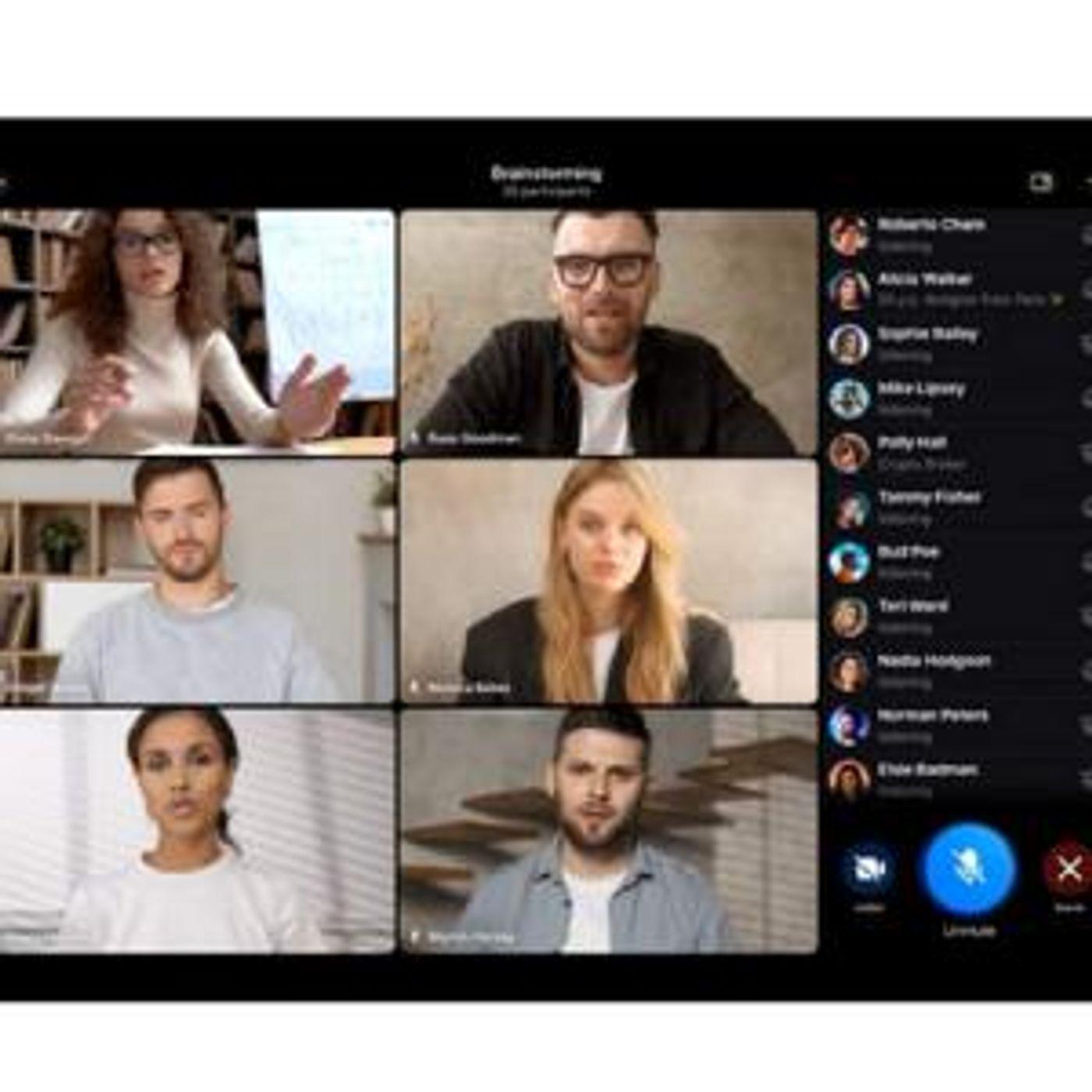 Las vídeollamadas grupales llegan a Telegram