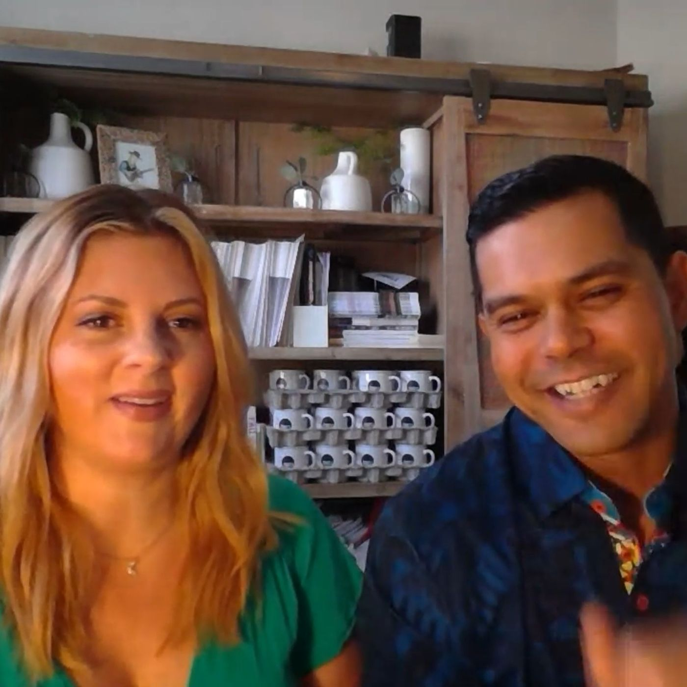Episode 161 - Couple explains how to work together in real estate
