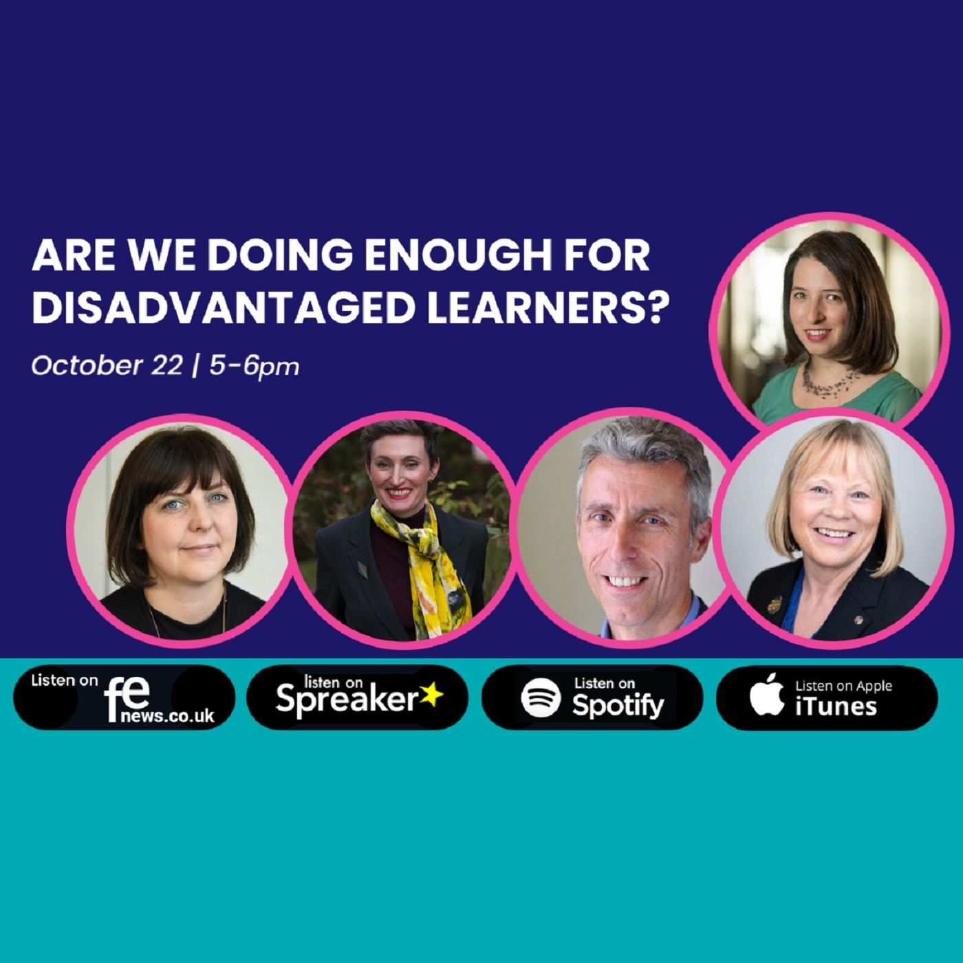 Are we doing enough for disadvantaged learners?
