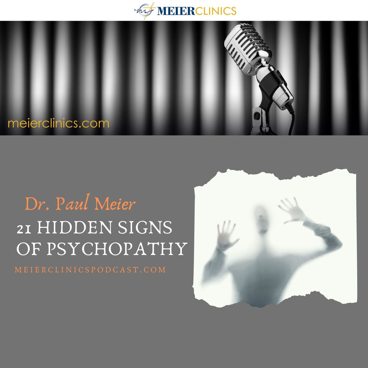 21 Hidden Signs of Psychopathy with Dr. Paul Meier